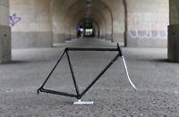 Vitus Carbon Rennrad / Pure Carbon / 50cm / 1.716g / Vintage Frame Dural Alloy