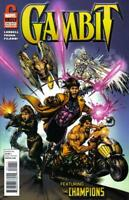 Gambit and the Champions: From the Marvel Vault #1