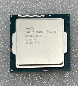 Intel CPU Dual Core Processor Pentium G3220 3.0ghz Socket 1150 SR1CG