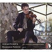 Vieuxtemps: Le Violon Harmonique, Francesco Parrino CD   8011570370150   New
