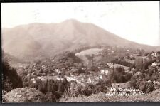 VINTAGE RPPC '41 HISTORIC MT TAMALPAIS MILL VALLEY CALIFORNIA OLD PHOTO POSTCARD