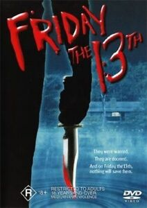 Friday The 13th : NEW DVD