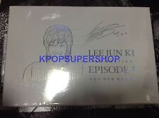 Lee Jun Ki Fan Meeting Episode I Collectors Edition Photobook Shirt RARE More Gi