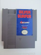 Silver Surfer (Nintendo NES, 1990) Game Only--Tested (NTSC/US/CA) Rare