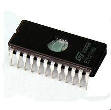 ETC2716Q - 16kbit (2048x8Bit) CMOS UV-EPROM, DIP24, 2716 SGS Thomson, 1St.