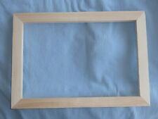 "New Wooden Pine Frame Diy Diamond Art Canvas Painting 9 1/2"" x 13 1/4"""