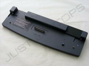 Sony Vaio GR GRS GRZ Series Laptop Docking Station Port Replicator PCGA-PRGR2