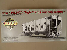HO PROTO 2000 NORTHERN PACIFIC #76777 PS2-CD HIGH-SIDE COVERED HOPPER KIT