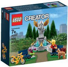 LEGO Creator 40221 Fountain New Sealed Free Postage
