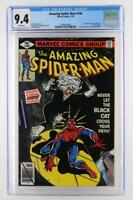 Amazing Spider-Man #194 -NEAR MINT- CGC 9.4 NM Marvel 1979 - 1st App Black Cat!