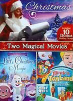 CHRISTMAS MAGICAL MOVIES - DVD - Region 1 - Sealed