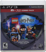 Lego Harry Potter Years 1-4-Movie Pack PS3 New PlayStation 3, Playstation 3