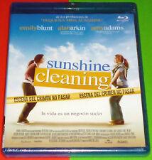 SUNSHINE CLEANING - English Español - Bluray AREA B - Precintada