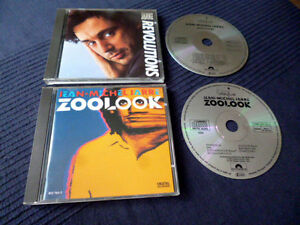 2 CDs Jean-Michel Jarre Zoolook & Revolutions  2x West-Germany PDO early press