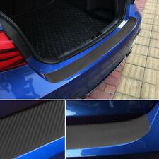 Car Sticker 4D Carbon Fiber Molding Door Sill Protector Auto Parts Accessories