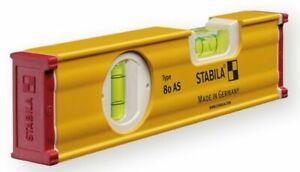 Stabila 20cm Anti Slip 80 AS Box Spirit Level STB80AS20 D-76855 19565