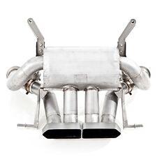Tubi Style Lamborghini Aventador LP-700 Exhaust System (With Valves)