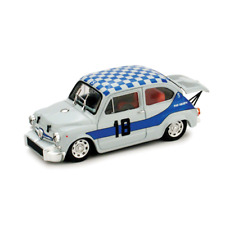 FIAT ABARTH 1000 N.18 4h MONZA 1968 A.MERZARIO 1:43 Brumm Auto Competizione