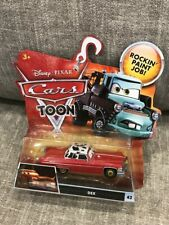 Disney Pixar Cars Toon Mater Tales Dex Die Cast Toy Car #42