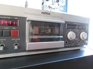REVOX B710 Tape Deck - TOP!