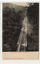 THE PEAK TRAMWAY: Hong Kong postcard (C26465)