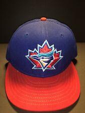 Toronto Blue Jays Baseball Cap Size 7 1/8 Made In USA 100% Wool