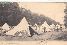 AVON 287 LL le camp militaires timbrée 1909