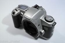 Old vintage reflex Canon EOS 500N 500 N SLR film analog camera kamera camara