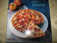 GREAT DESSERTS COMPILED & EDITED BY MARDEE HAIDIN REGAN