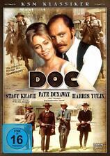 DVD Western Klassiker - Doc (2012) mit Faye Dunaway und Stacy Keach - NEU