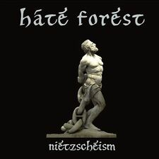 HATE FOREST - Nietzscheism Digipak CD 2013 Osmose Productions New/Sealed