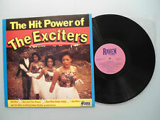 The Exciters - The Hit Power Of The Exciters, Australien 1986,  LP, Vinyl: m-