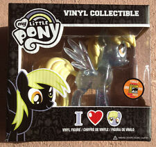 SDCC 2013 Funko My Little Pony Derpy Hooves Clear Glitter Exclusive Vinyl MLP