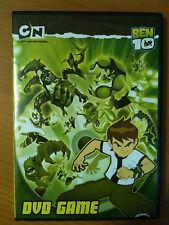 BEN 10 ~ DVD GAME