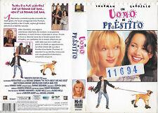 UN UOMO IN PRESTITO (1996) vhs ex noleggio