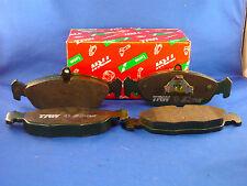 TRW Brake Pads Rear XJ6 XJR 95-97 GDB1040