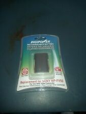 Digipower Rechargeable Digital Camera Battery Sony NP-FV50 New