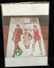 Jacket & Pants Sewing Pattern Size 34 36 38 40 42 44 Misses # 3910 Burda