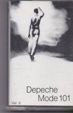 Depeche Mode-101 Vol 2 music Cassette