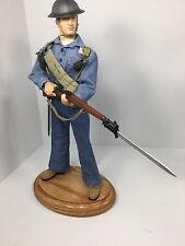 1/6 DRAGON US NAVY INFANTRY WAKE ISLAND 1903 SPRINGFIELD+OAK STAND WW2 BBI DID