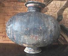 Vase Cocon Chinois  Dynastie Han 206 avant J.-C.- 220 après J.C.