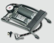 Mannesmann Double Cylinder Foot pump 4 Bar /Car / Bikes / Bicycle / VPA GS TUV