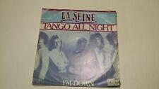 45T    LA SEINE--TANGO ALL NIGHT---