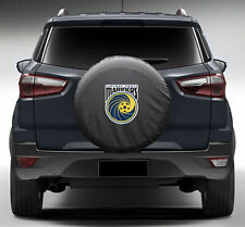Central Coast Mariners 4WD Spare Wheel Cover LARGE 77cm HALF PRICE FREE DELIVERY