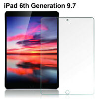 iPad Screen Protector Guard Covers Tempered Glass for Apple iPad 6th Gen 2018