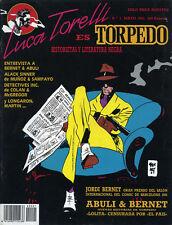 Comic Luca Torelli es Torpedo, nº 1
