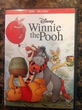 Winnie the Pooh (Blu-ray/DVD, 2011, 2-Disc Set)Authentic Disney US Release