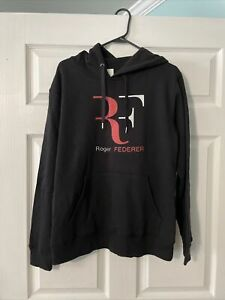 Roger Federer fan tennis Unisex Black Hoodie Sweatshirt