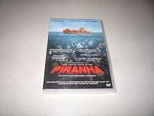 PIRANHA 3D : (DVD,2010) VING RHAMES - BRAND NEW AND SEALED