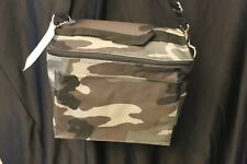 Thirty one Out N' About Thermal camo Cooler Lunch box NWT